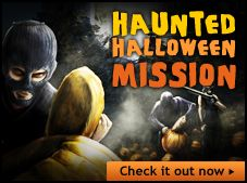 Halloween Mission