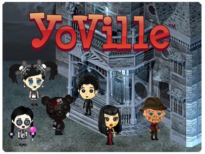 YoVille_Halloween