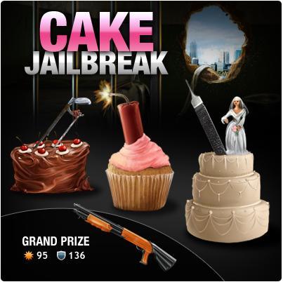Cake jailbreak