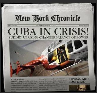 Cuba in crisis