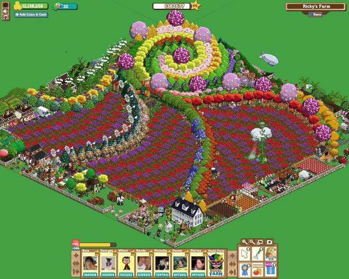 Farm of the week announced farmville for Form ville