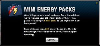 Energypacks