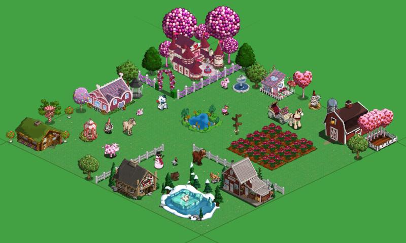 Model Farm Updated