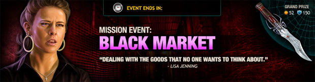 Mission: Black Market