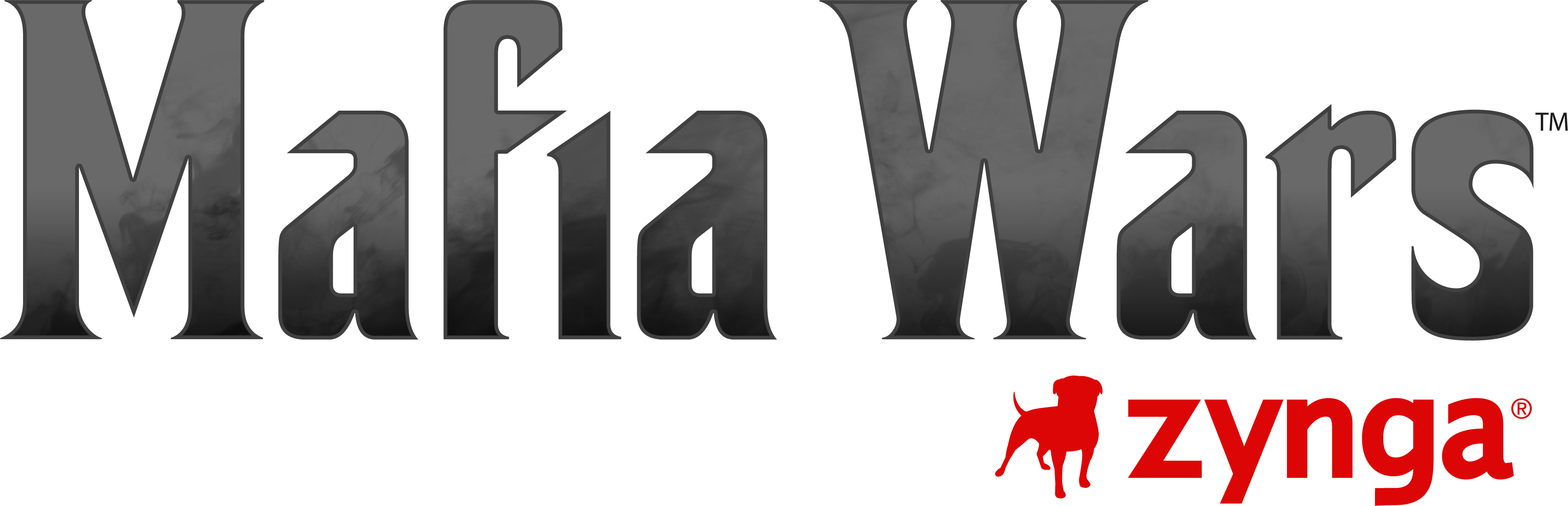 Mafia Wars Banner Mafia Wars Logo For White