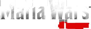 Mafia Wars Logo for Black Tshirt Designs