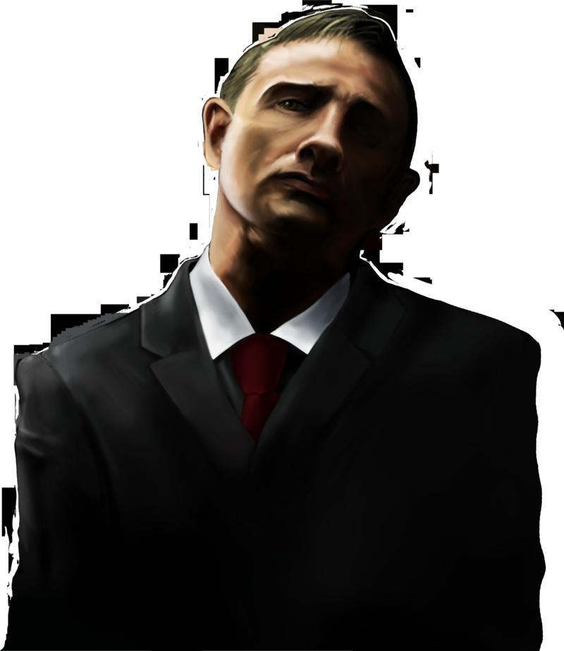 Mafia Wars - Man in Suit