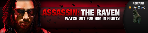 Assassin Boss Fight: The Raven