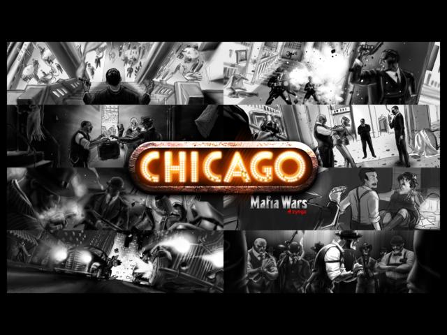Mafia Wars Chicago Wallpaper