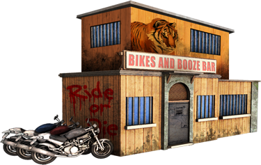 Biker Clubhouse