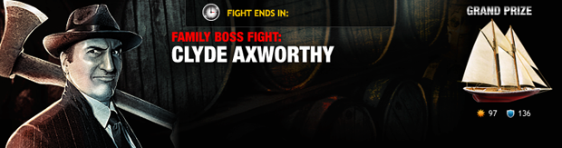 Family Boss Fight: Clyde Axworthy