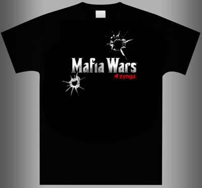 Mafia Wars T-Shirt Design Contest 1st Place Winner