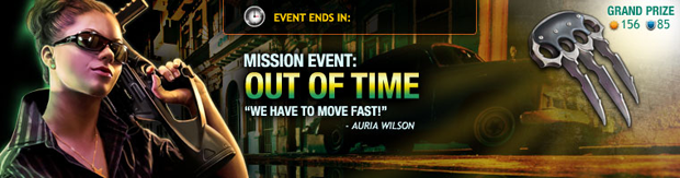 Mission Event: Out Of Time