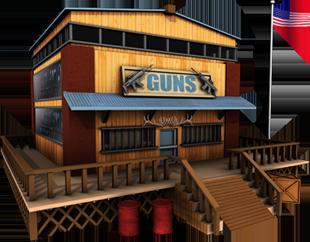 Tad's Gun Shop