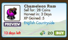 Chameleon_ram