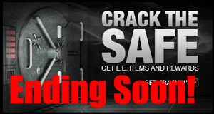 Crack The Safe Ending Soon!