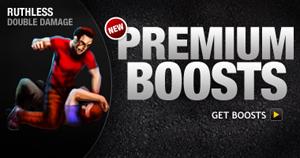 Premium Boosts