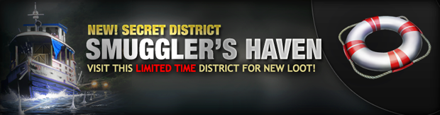 Secret District: Smuggler's Haven