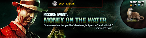 Mission Event: Money On The Water