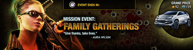 Mission Event: Family Gatherings