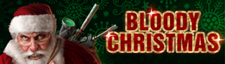 Bloody Christmas - Gift Card Redemption Bonus