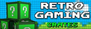Retro Gaming Crates