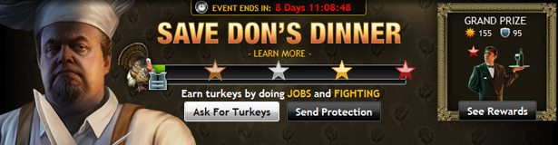 Save Don's Dinner