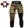 Gladiator Chain Legs