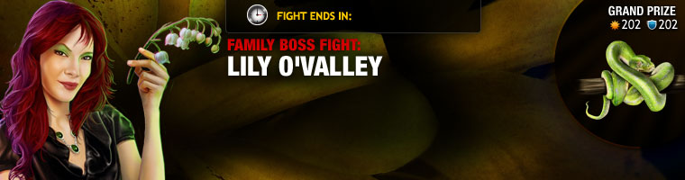 Family Boss Fight: Lily O'Valley