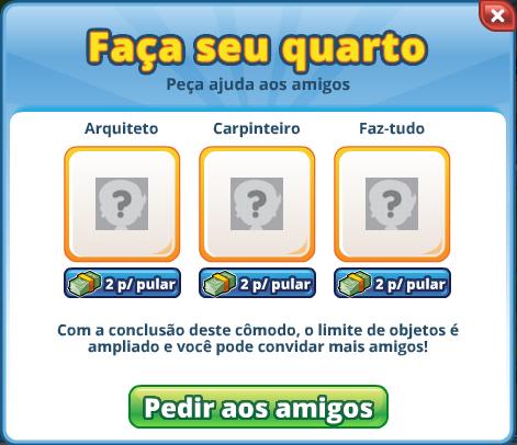 Portuguese Crew Needed Dialog