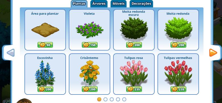 Portuguese Plant Dialog