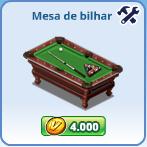 Portuguese Billiards Market Card