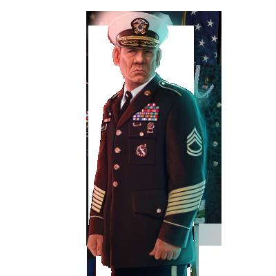 Submarine Officer