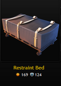 Restraint Bed