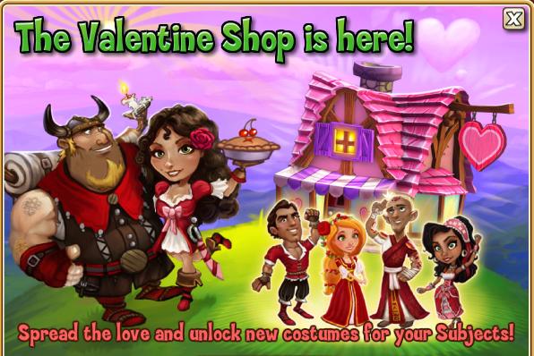 MOTD Valentines