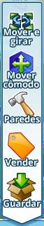 Portuguese Tools Menu