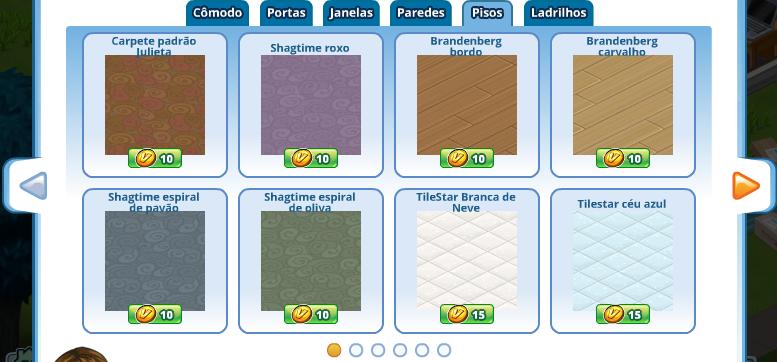 Portuguese Floors Dialog