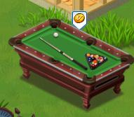 Global Billiard Table