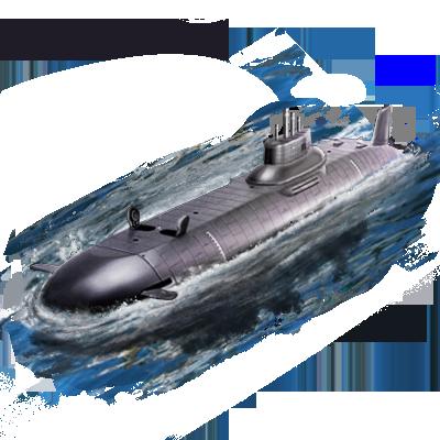 Typhoon Sub