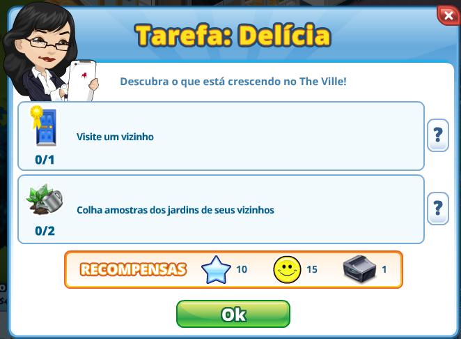 Portuguese Quest Dialog