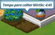 Portuguese Crop Timer