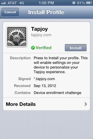 Tapjoy5