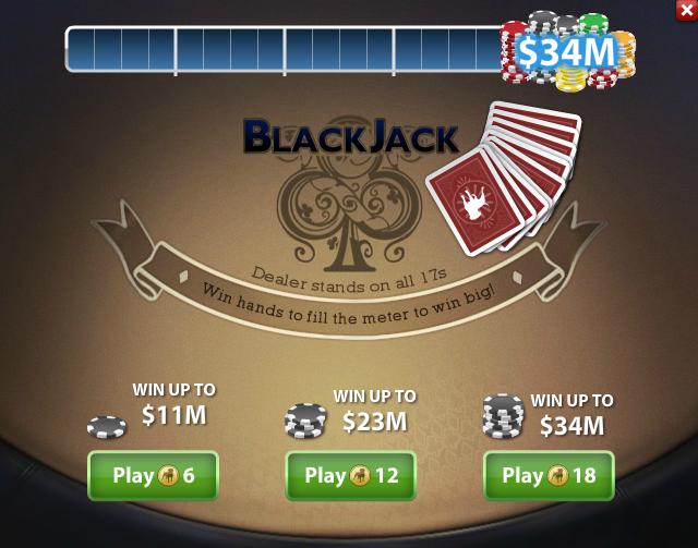Blackjackstart