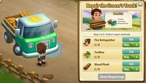 Grocer Repair v2