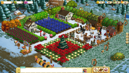 FarmVille 2 - Farm of the Week Winner