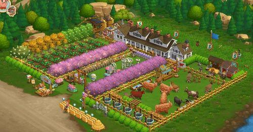 FarmVille 2 - Farm of the Week
