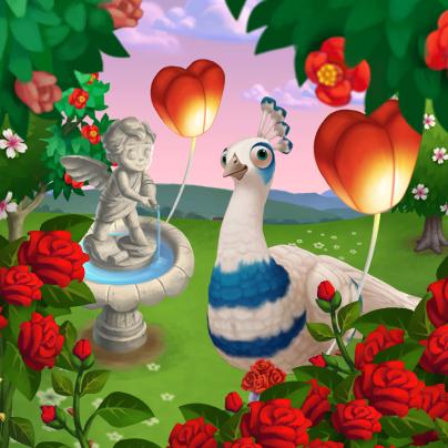 Valentine's Day - FarmVille 2