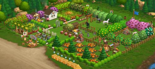 Farm of the Week - FarmVille 2