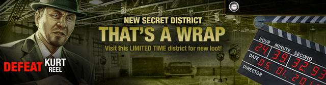 New Secret District- That's a Wrap