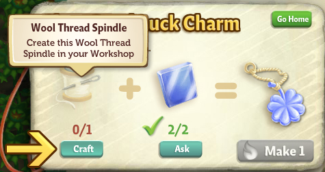Crafting Workshop - FarmVille 2